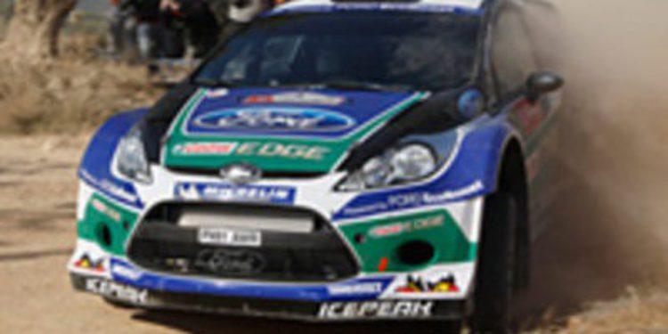 Ford sigue el camino de Mini y abandona el WRC a final de 2012
