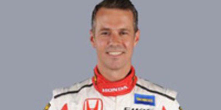 Tiago Monteiro debutará con Honda en Suzuka