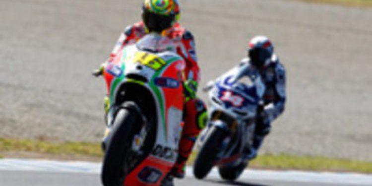 Ducati tampoco encontró el camino en Motegi