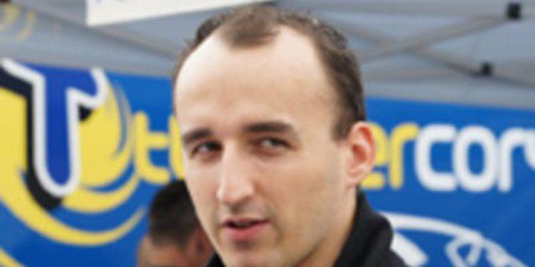 Robert Kubica espera competir en el Rally du Var