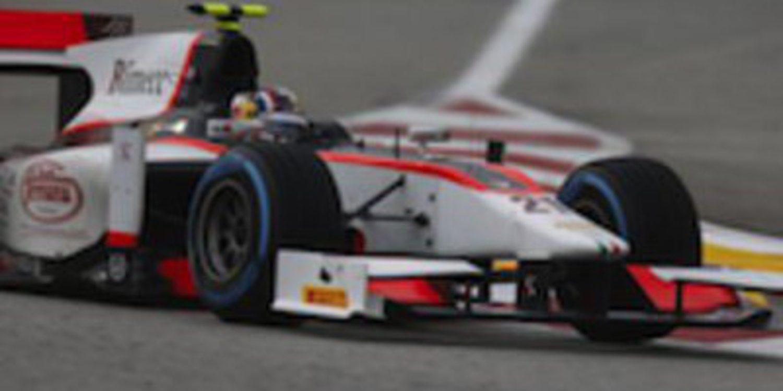 Stefano Coletti continúa su relación con Rapax en GP2 para 2013