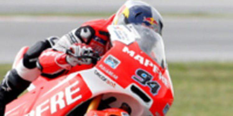 Jonas Folger también se anota los FP3 de Moto3 en Sepang