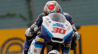 La lluvia interrumpe los FP3 de Moto2 donde domina Takaaki Nakagami