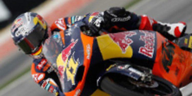 Sandro Cortese vence y es el primer campeón del Mundo de Moto3