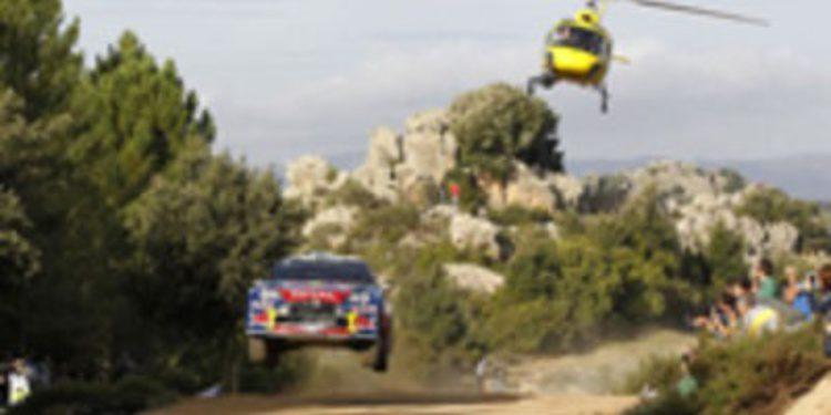 Mikko Hirvonen gana el Rally de Italia para estrenarse con Citroën
