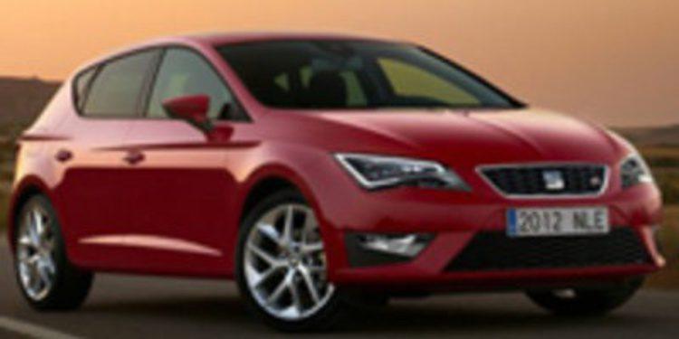 El nuevo Seat León Cupra contará con 245 CV
