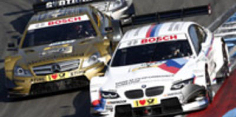 Bruno Spengler y BMW son los campeones del DTM