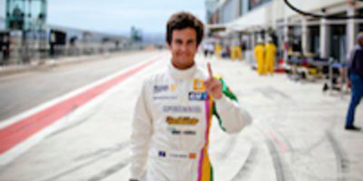 Albert Costa probará el Fórmula Renault 3.5 del equipo Draco este martes en Montmeló