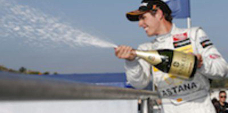 Dani Juncadella se proclama campeón de las F3 Euroseries y del FIA F3