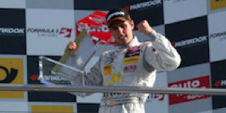 Dani Juncadella confirma su presencia con Rapax en los test de GP2 en Montmeló los días 30 y 31 de octubre