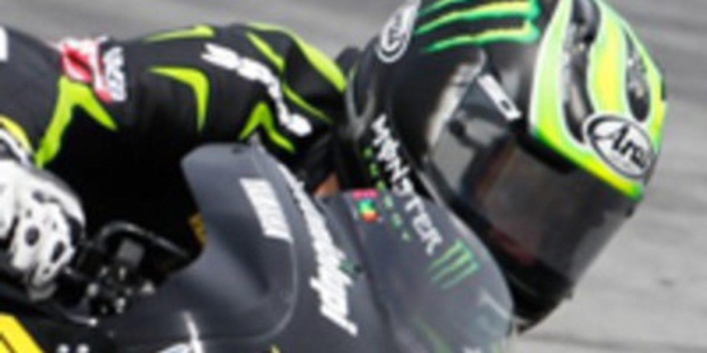 El Monster Yamaha Tech3 sale sin botín de Malasia