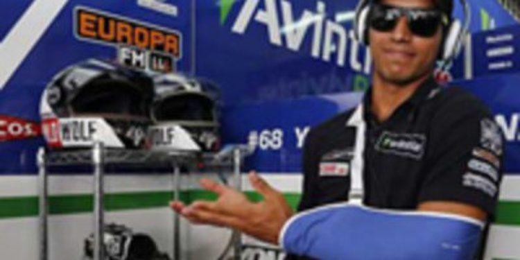 Kris McLaren por el lesionado Yonny Hernández en Australia