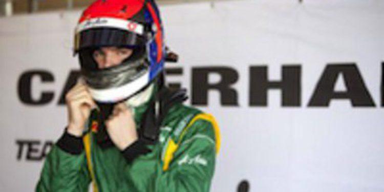 Caterham confirma a Alexander Rossi y Lucas Foresti para los test de GP2 en Montmeló