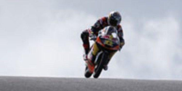Sandro Cortese se anota la pole de Moto3 en Australia