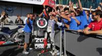 Jorge Lorenzo es bicampeón de MotoGP con victoria de Stoner