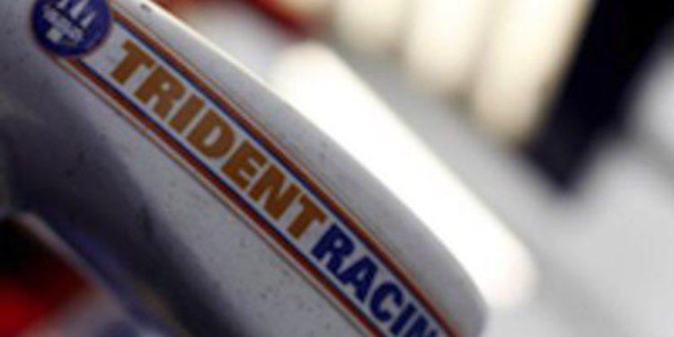 Trident Racing anuncia a Ericsson, Leal y Richelmi para los test de GP2 en Montmeló