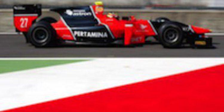 Carlin confirma a Rio Haryanto y a Felipe Nasr para los test de GP2 en Montmeló