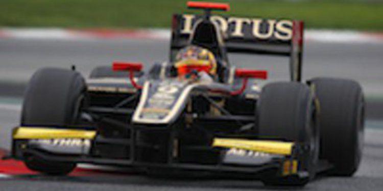 Lotus confirma a Daniel Abt, Sergio Canamasas y Stéphane Richelmi para los test de GP2