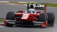 Luca Filippi domina en la primera jornada de test de GP2 en Montmeló