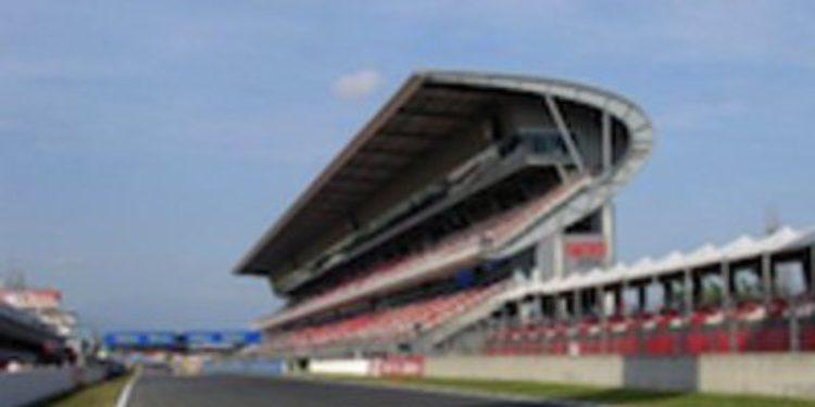 Cambios para la segunda jornada de test de GP2 en Montmeló