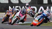 El duelo de Mack y Salom por el subcampeonato de Moto3