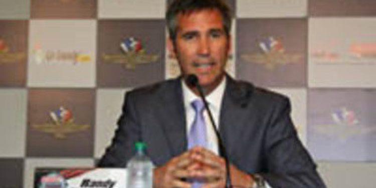 Randy Bernard es relevado como CEO de la IndyCar