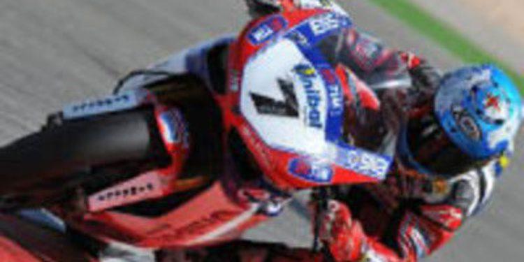 Ducati a un paso del equipo oficial en el Mundial de SuperBikes
