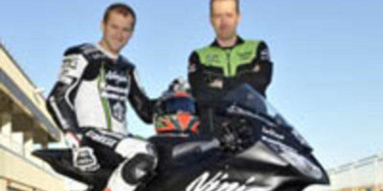 Kawasaki Racing completa un nuevo test en Valencia