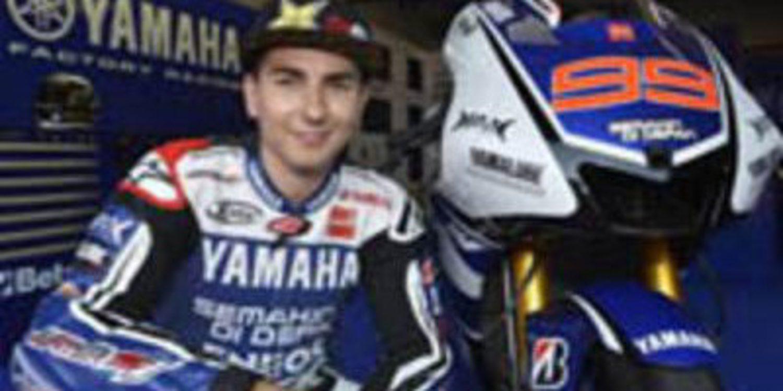Jorge Lorenzo debutará en la Race of Champions