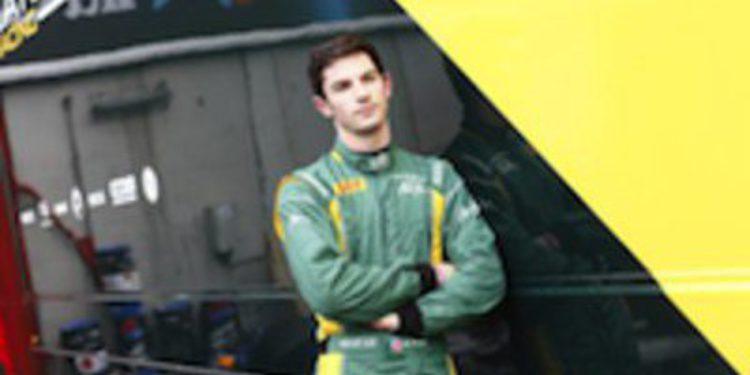 Alexander Rossi lidera la última jornada de test de GP2 en Montmeló