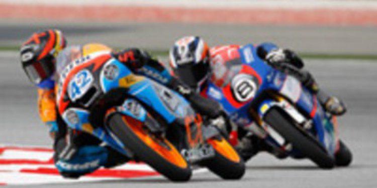 Alex Rins firma su candidatura a Rookie del año en Moto3