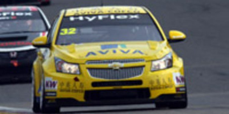 Alex MacDowall es el más rápido en la jornada de testing