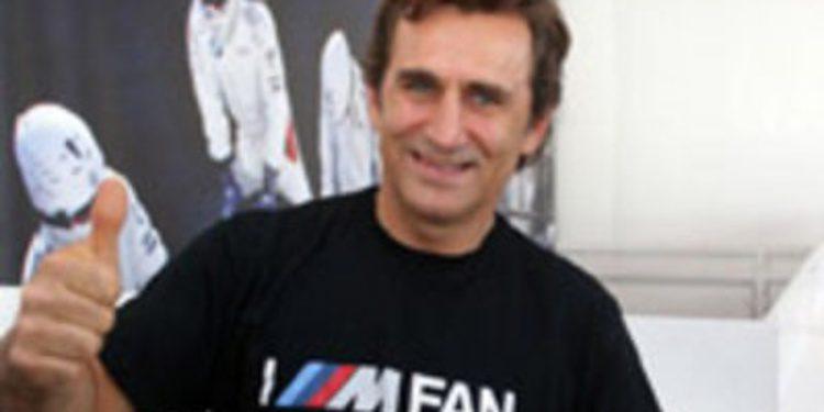 Alex Zanardi probará el BMW del DTM