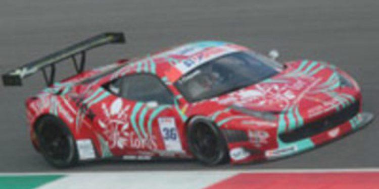 Las ELMS aceptarán coches de GT3 en 2013