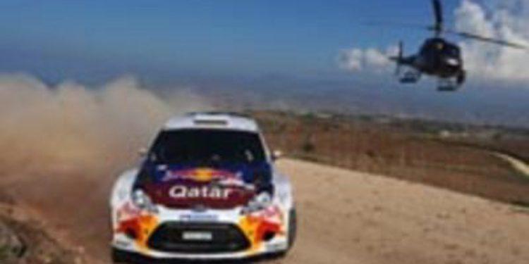 Nasser Al-Attiyah gana el último rally de la historia del IRC