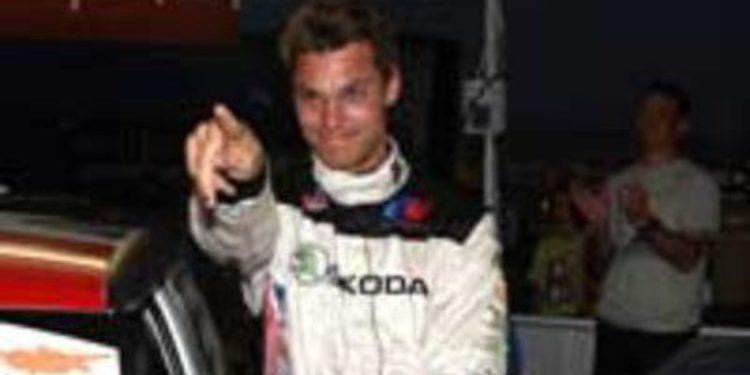 Andreas Mikkelsen a pocos días de firmar su contrato con Volkswagen