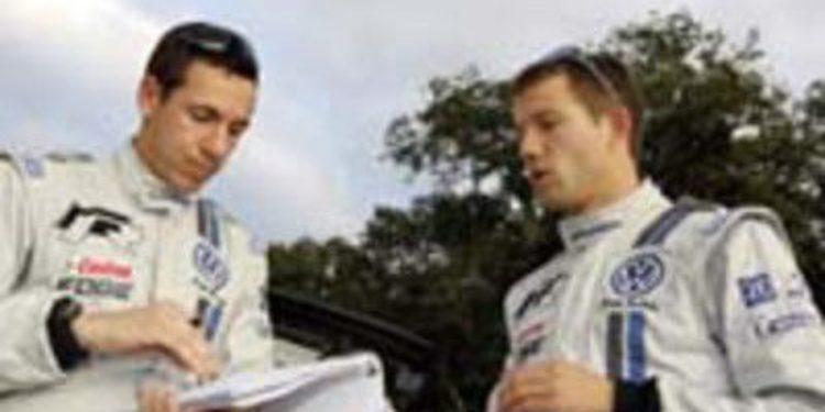 Volkswagen listo para afrontar el último rally de 2012