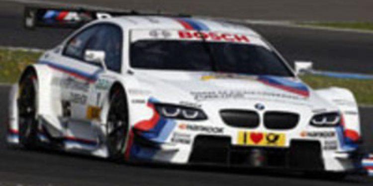 Martin Tomczyk: Sólo el título del DTM será suficiente en 2013