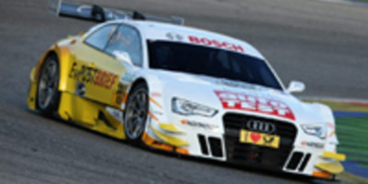 Timo Scheider descarta dejar Audi por Mercedes
