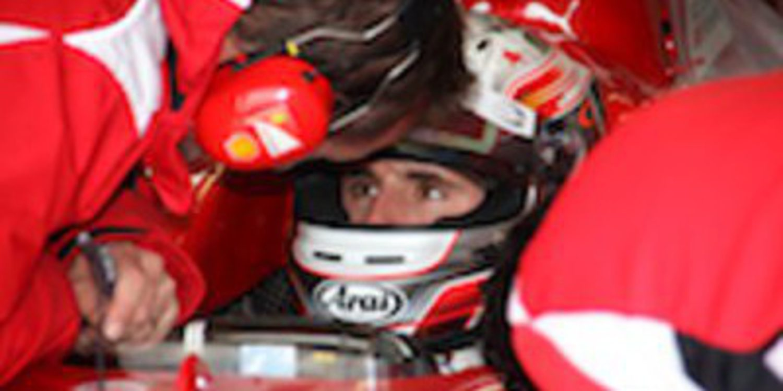 Dani Juncadella prueba el Ferrari F60 con buenas sensaciones y ya piensa en Macau