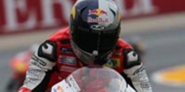 Jonas Folger consigue la pole de Moto3 para el Aspar Team en casa