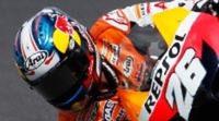 Dani Pedrosa destroza el récord de Cheste para sumar la pole de MotoGP