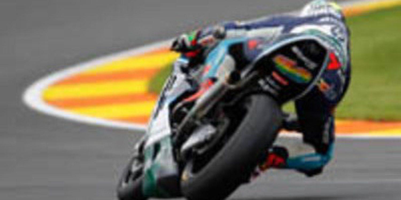 La temporada 2013 de Moto2 arranca con el test de Valencia