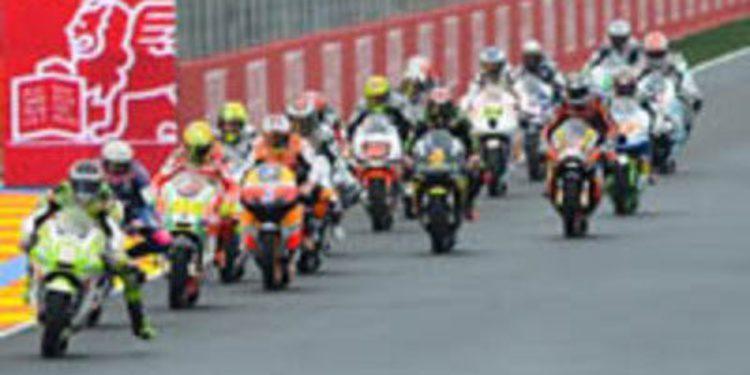 Cambios reglamentarios para la temporada 2013 del Mundial de Motociclismo