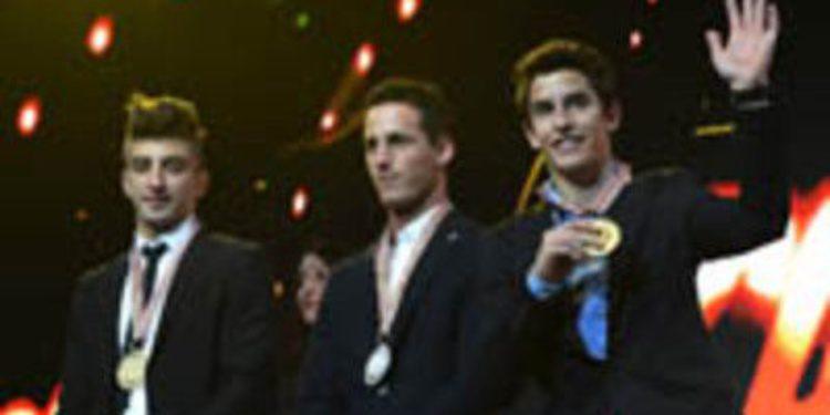 Gala de entrega de premios de la FIM 2012 en Valencia