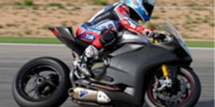 Ducati y Team Alstare unidos en el Mundial de SuperBikes por dos años