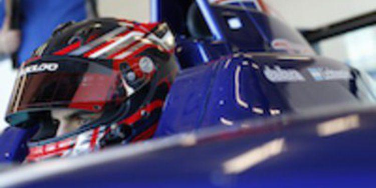 Eric Lichtenstein primer confirmado para la temporada 2013 de GP3 con Carlin