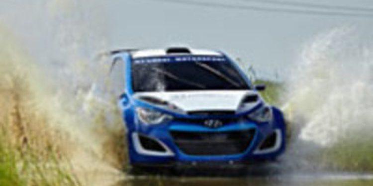 Hyundai empieza a jugar sus fichas sin llamar la atención