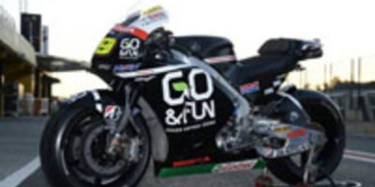 Gresini estrena Go & Fun Green Energy como patrocinador principal