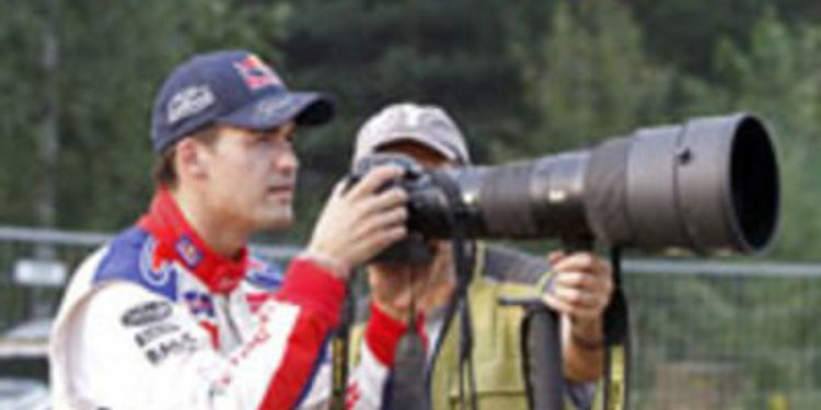 Dani Sordo vuelve a Citroën Racing para el WRC 2013